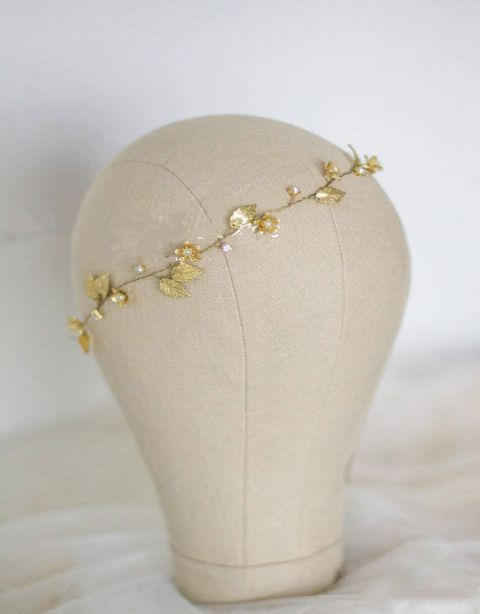 Hairpiece hairp 8045 2 hairpiece_gold